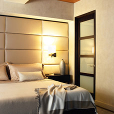 Contemporary Bedroom by ZMK Group, Inc
