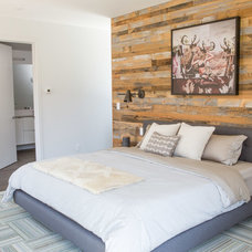 Contemporary Bedroom by Soundwall