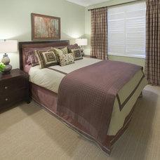 Bedroom by Avalon Interiors