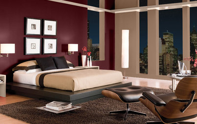 4 Colours That Bring Romance Into the Bedroom