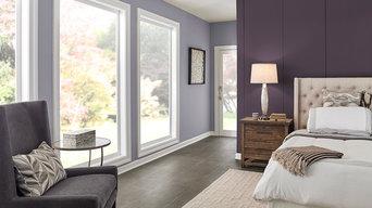 Bedroom - Behr paint