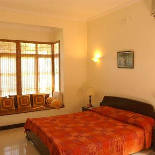 Asiatisches Schlafzimmer in Chennai