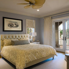 Traditional Bedroom by Bill Huey + Associates