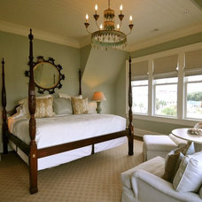 Beach Style Bedroom by Bill Huey + Associates