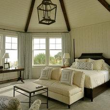 Beach Style Bedroom by Bill Huey + Associates