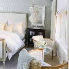 Beach Style Bedroom by Bliss Design Firm