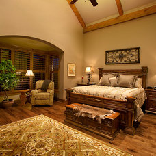 Traditional Bedroom by Boyer Custom Homes, Inc.