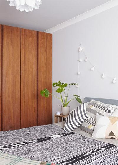 Scandinavian Bedroom by Katy SB Design