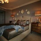 Baldwin Street Master Bedroom Contemporary Bedroom
