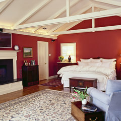 traditional bedroom by Camber Construction