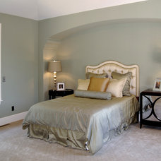 Traditional Bedroom by Carl M. Hansen Companies