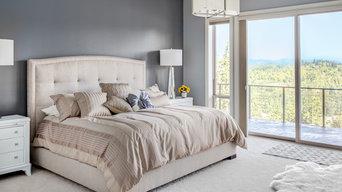 Bedroom Carpet Install
