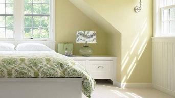 Bedroom Carpet-white