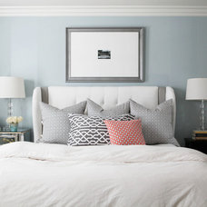 Traditional Bedroom by Casey Grace Design, LLC