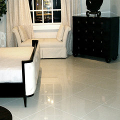 bedroom by Cercan Tile