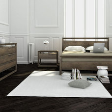 Contemporary Bedroom by Charles Eisen & Associates