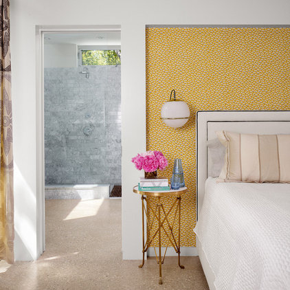 Midcentury Bedroom by Chioco Design