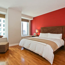 Modern Bedroom by Christopher Hoover - Environmental Design Services