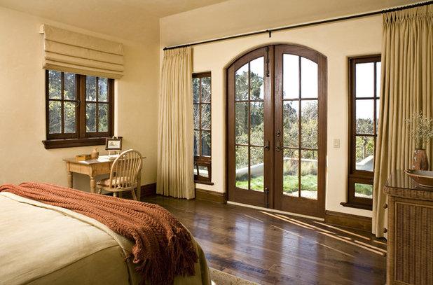 Mediterranean Bedroom by Claudio Ortiz Design Group, Inc.