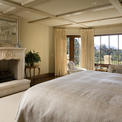 mediterranean bedroom by Claudio Ortiz Design Group, Inc.