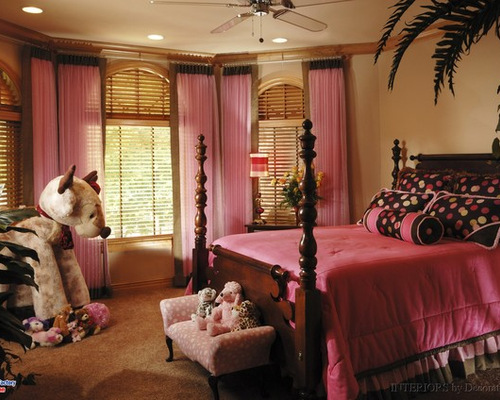 saveemail bedroom - Pink And Brown Bedroom Decorating Ideas