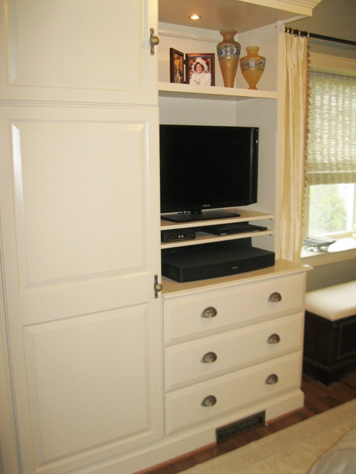 Built in entertainment center bedroom design ideas for Bedroom entertainment center