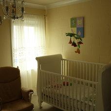 Traditional Bedroom by Deborah Vieira Design