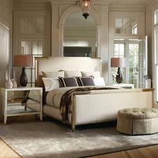 Contemporary Bedroom by Bengt Erlandsson Interior Design