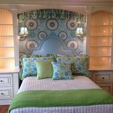 Traditional Bedroom by Diana Dyer  Diana M Dyer Design Services LLC