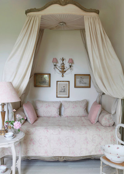 Traditional Bedroom By Kate Forman Designs Ltd