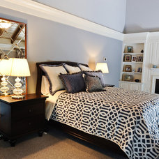 Traditional Bedroom by Muse Residential