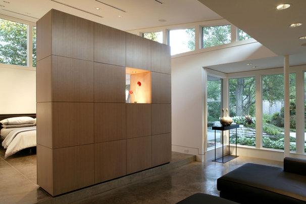 Modern Bedroom by Design+Develop