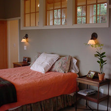 Traditional Bedroom by Emerick Architects