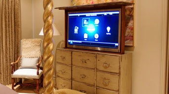 Bedroom Entertainment Projects