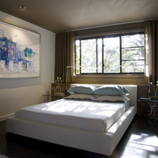Contemporary Bedroom by Studio Santalla, Inc