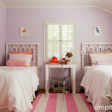 Bedroom for Sisters
