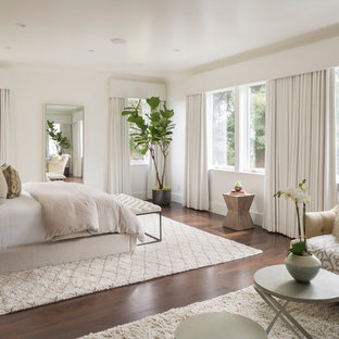 75 Beautiful Huge Modern Bedroom Pictures & Ideas | Houzz