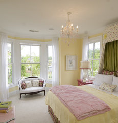 traditional bedroom by FrontPorch