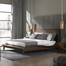 Contemporary Bedroom by Benjamin Rugs and Furniture