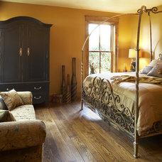 Traditional Bedroom by Gabberts Design Studio