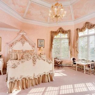 Inspiration pour une chambre victorienne.