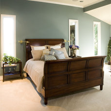 Bedroom by Harrell Remodeling