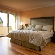 Contemporary Bedroom by Harrell Remodeling