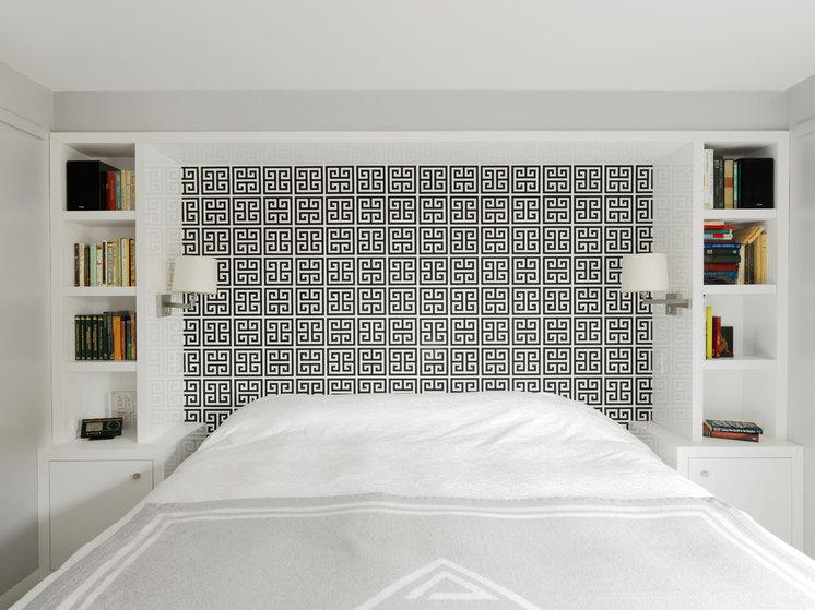 Транзисьон Спальня by Hart Associates Architects, Inc.