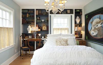 Novel Ways With Bedroom Books