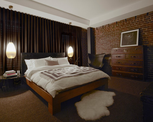 Bachelor Bedroom Houzz