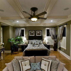 traditional bedroom Bedroom