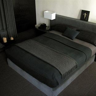 Modernes Schlafzimmer in Los Angeles