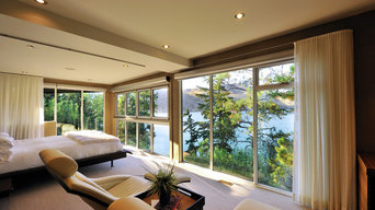 Bedroom in a Private Residence on Kalamaka Lake, BC