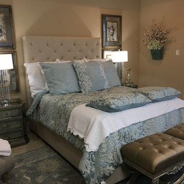 Bedroom in the Heights